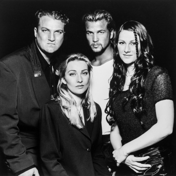 ACE OF BASE 1994-1995 3