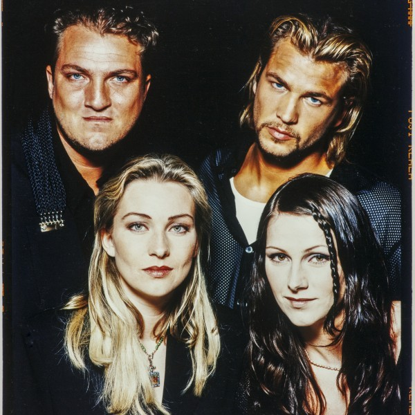 ACE OF BASE 1994-1995 4