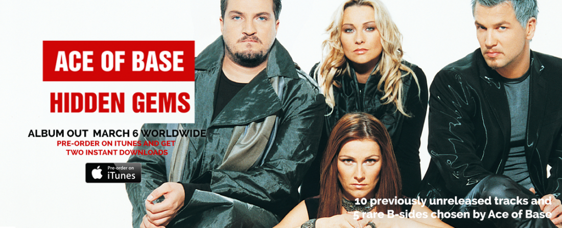 Ace of Base - Hidden Gems - Pre-order